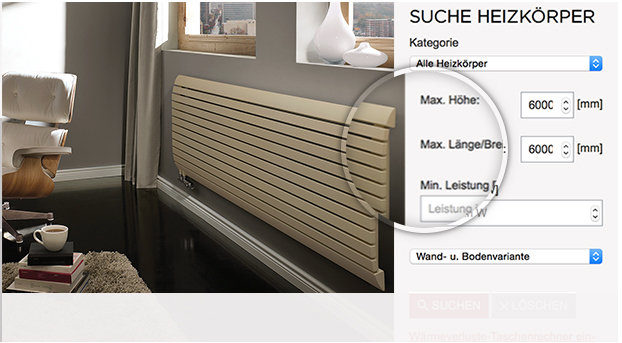heizkörper laurens ? laurens designheizkörper, badheizkörper und ... - Heizkorper Modern Wohnzimmer