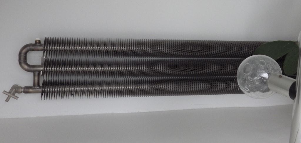 Industriální radiátory Spiralix