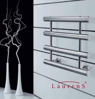 Laurens Radiatoren – Luxe elektrische badkamerradiator Orizzo Electric
