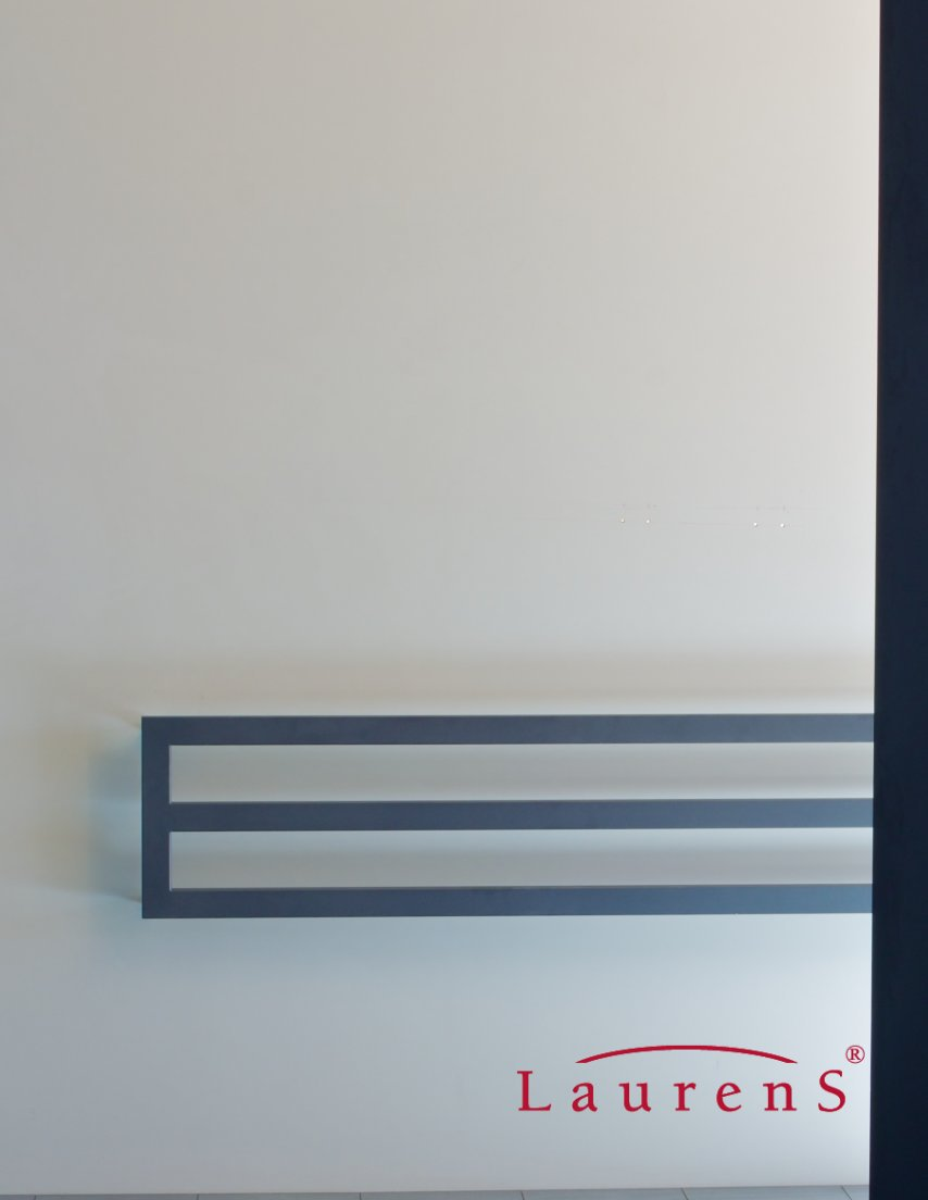 Heizkörper Laurens – Framex Horizontal