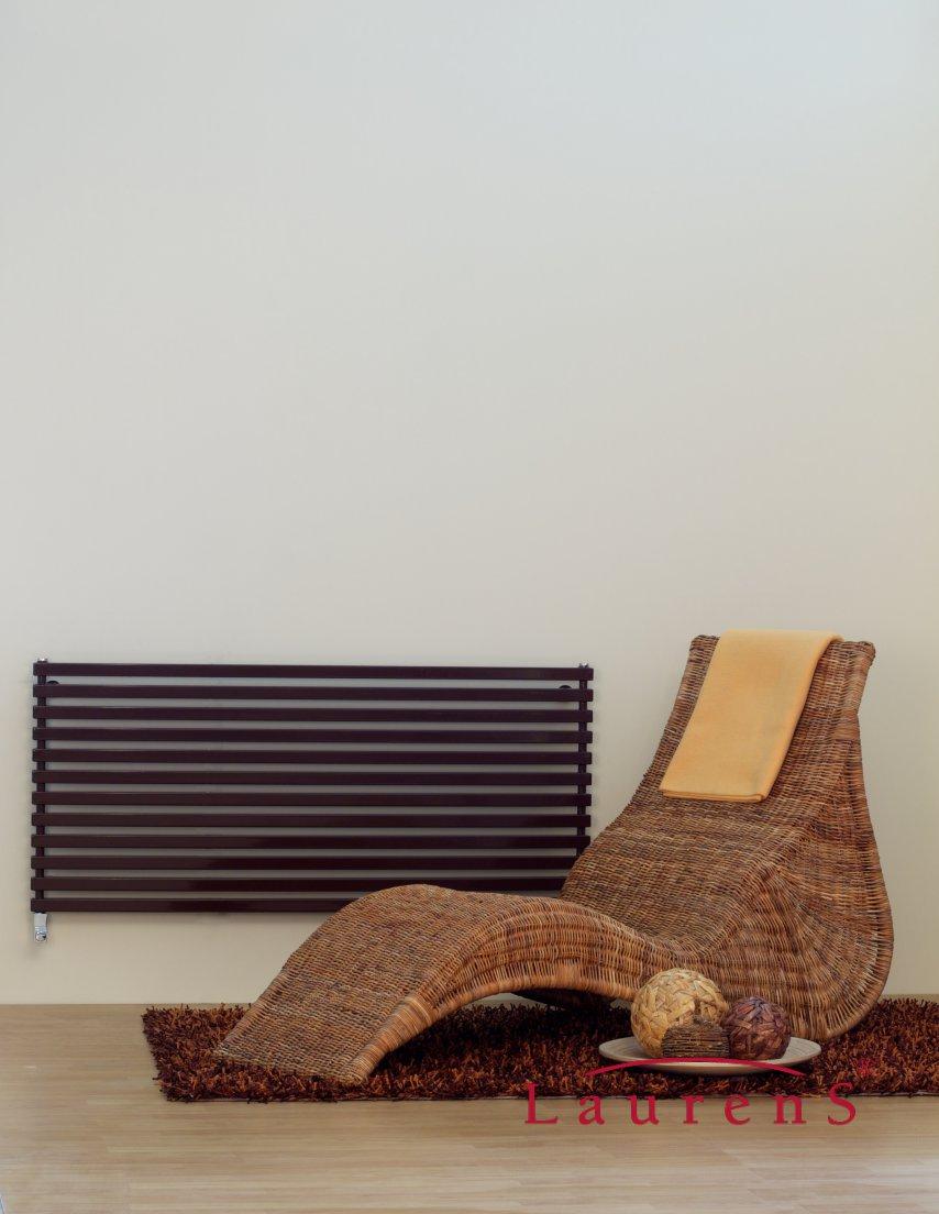 Laurens Radiatoren – Quadrix® Horizontaal Designradiator